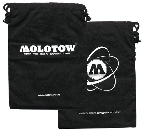 Molotow CAP MIX 50 Caps im Cap Bag