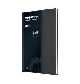 Molotow BLACKBOOK Din A4 Hochformat