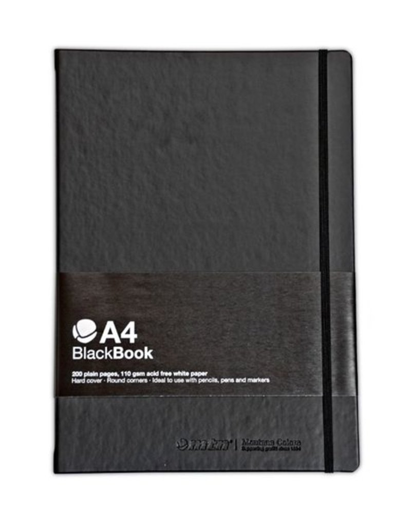 MTN Colors BLACKBOOK Din A4 Hochformat
