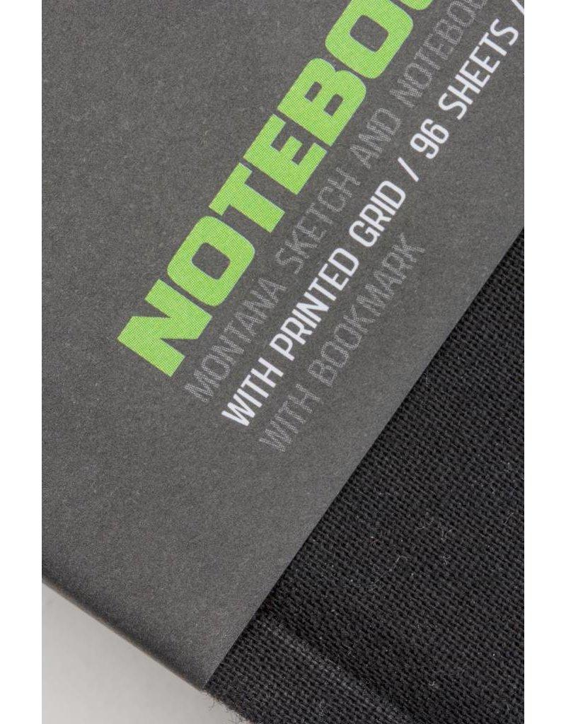 Montana NOTEBOOK 18 x 14 cm
