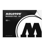 Molotow MARKER PAD Din A4 / A3