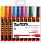 Molotow ONE4ALL 227HS Marker 10er Basic-Set 1