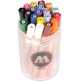 Molotow ONE4ALL 127HS Marker 20er Main-Set 1