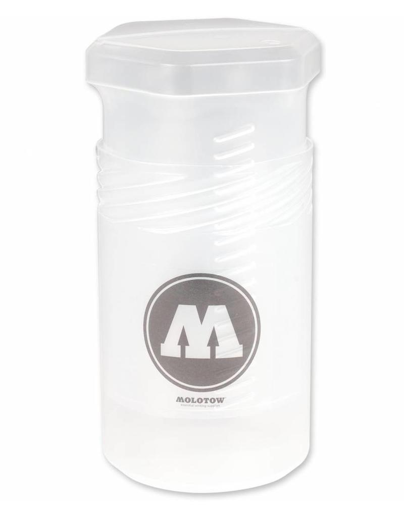 Molotow EMPTY SCREW BOX Transparent