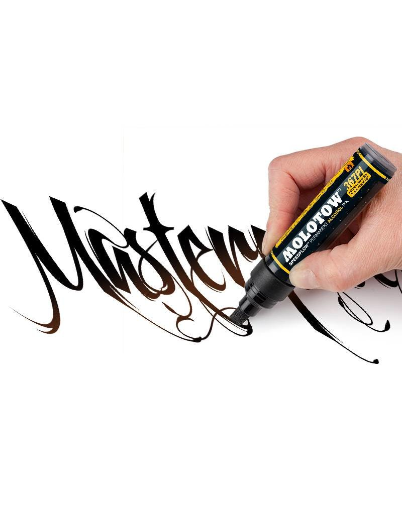 Molotow MASTERPIECE 367PI 4-8mm Speedflow Ink Marker
