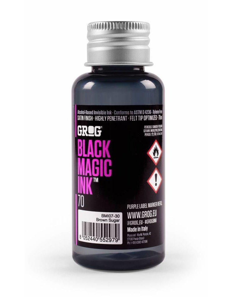 Grog BLACK MAGIC INK Brown Sugar Refill 70ml