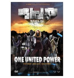 1UP One United Power DVD