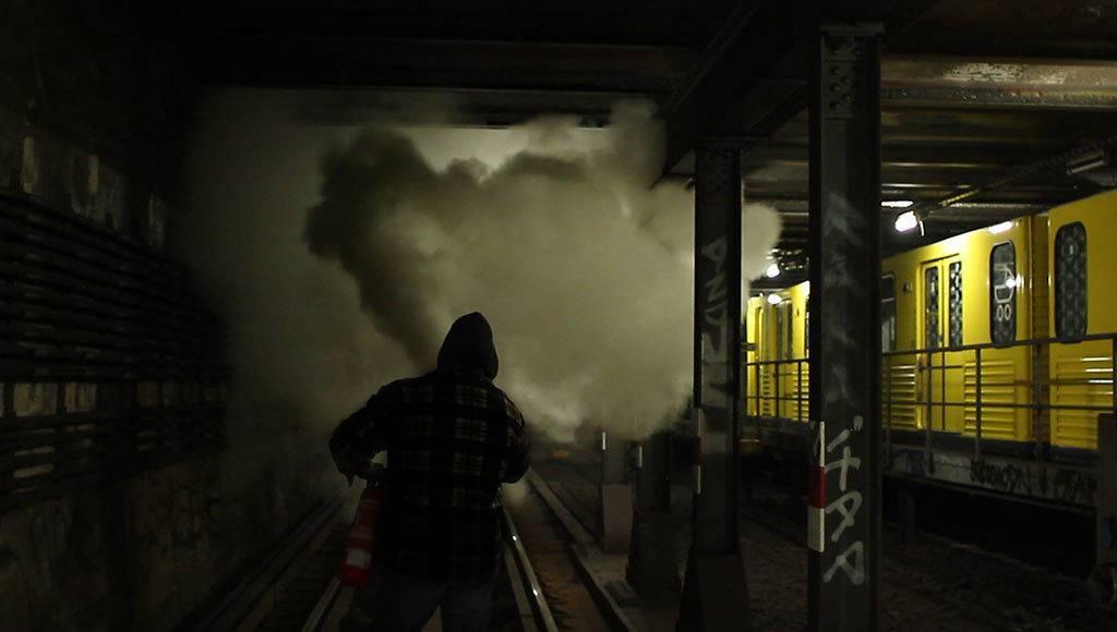 Berlin Damagers Graffiti DVD