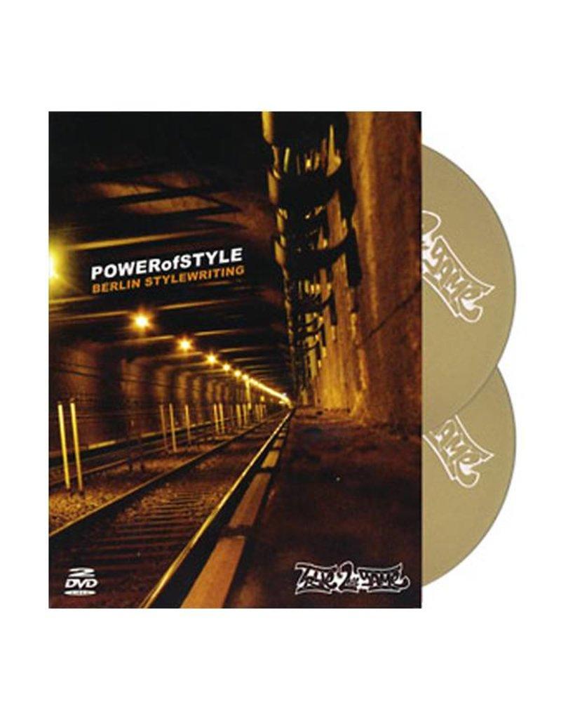 Power of Style - Berlin Stylewriting (Doppel DVD)