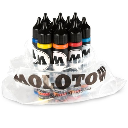 Molotow ONE4ALL 30ml Refill Starter-Kit