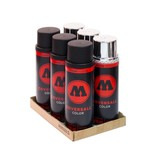 Molotow COVERSALL Black Chrome Pack