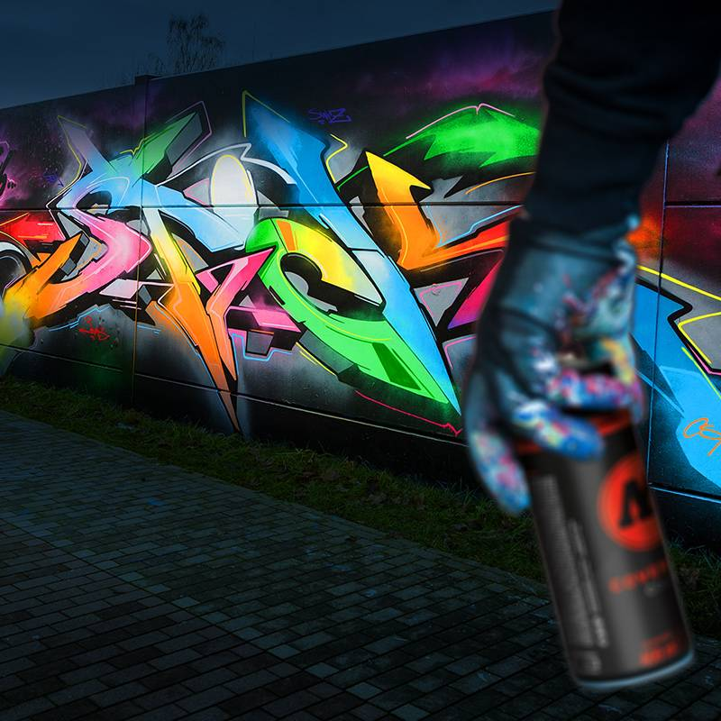 """Molotow COVERSALL Color Pack """"FORK RGB-Edition"""""""