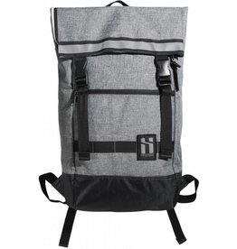 Mr. Serious TO-GO RUCKSACK grau meliert