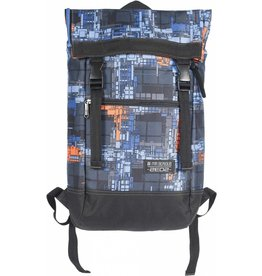 Mr. Serious TO-GO RUCKSACK blau