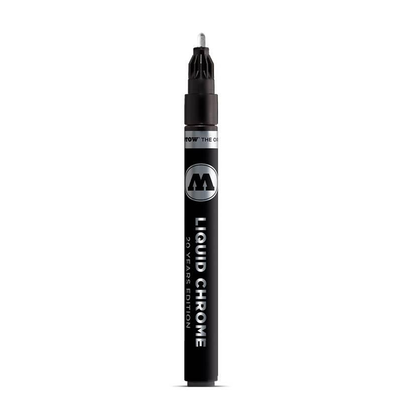 Molotow LIQUID CHROME 2mm Paint Marker