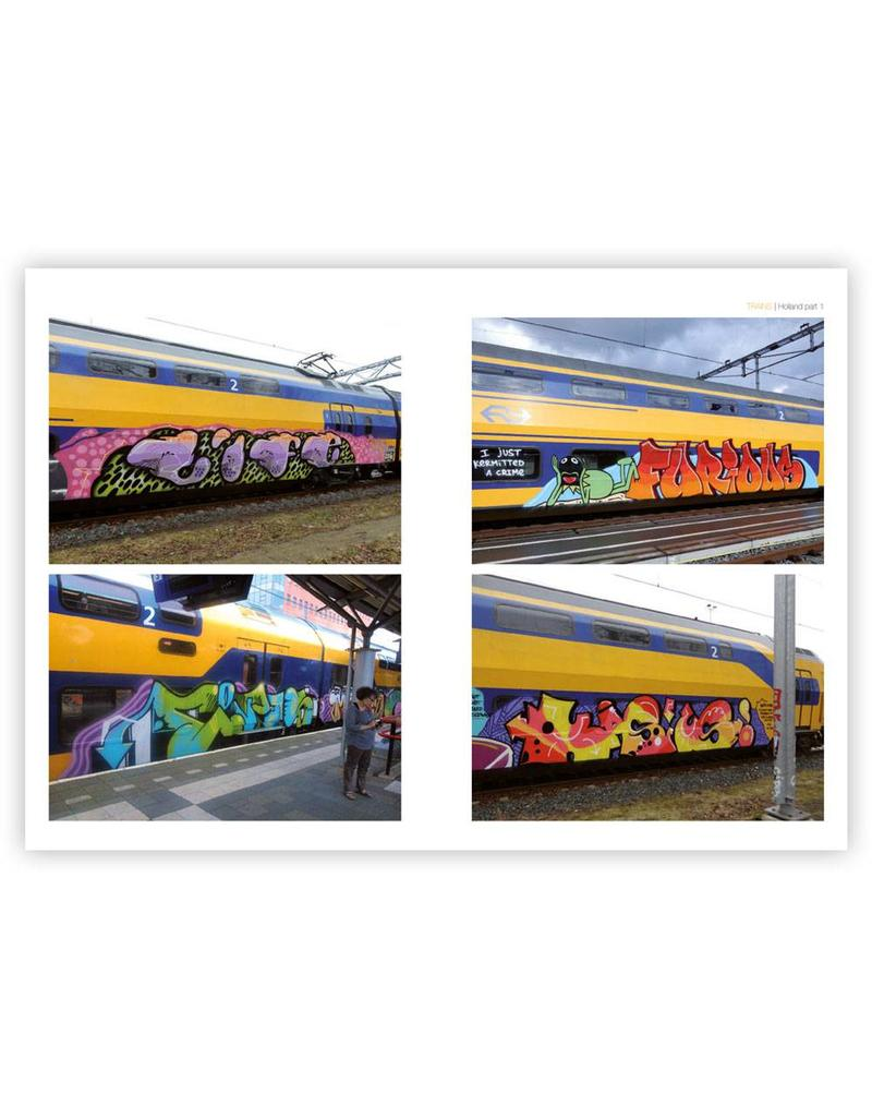 Overrated #4 Graffiti Magazin