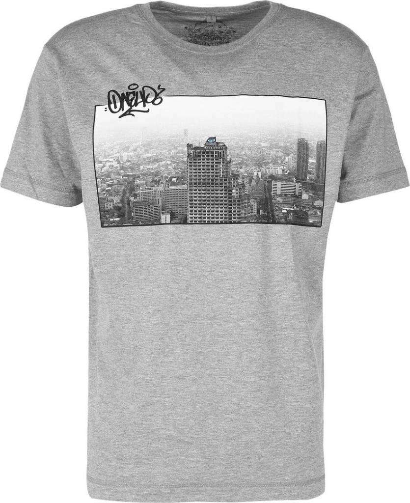 1UP BANGKOK T-SHIRT grey