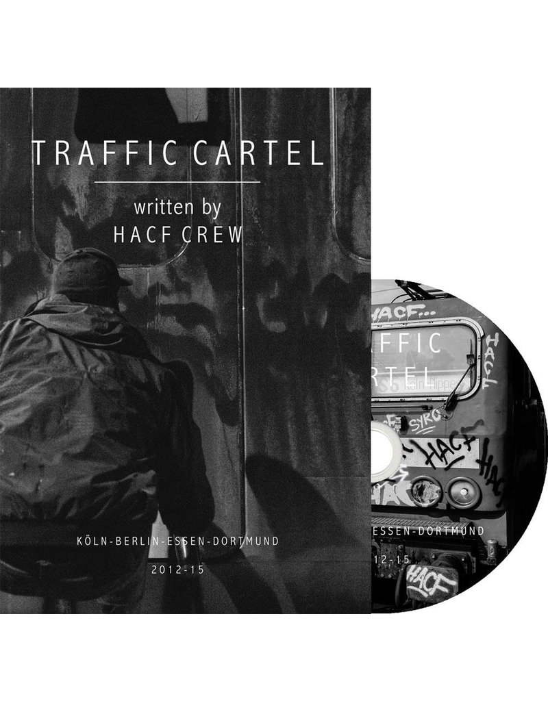 Traffic Cartel Graffiti DVD