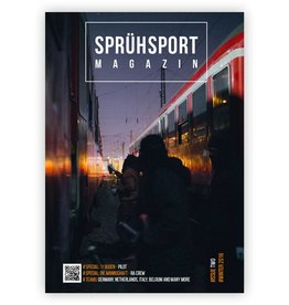 Sprühsport #2 Graffiti Magazin