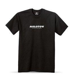 Molotow T-Shirt Basic schwarz