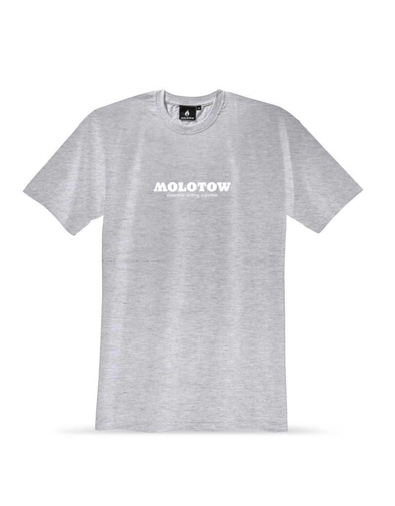 Molotow T-Shirt Basic grau