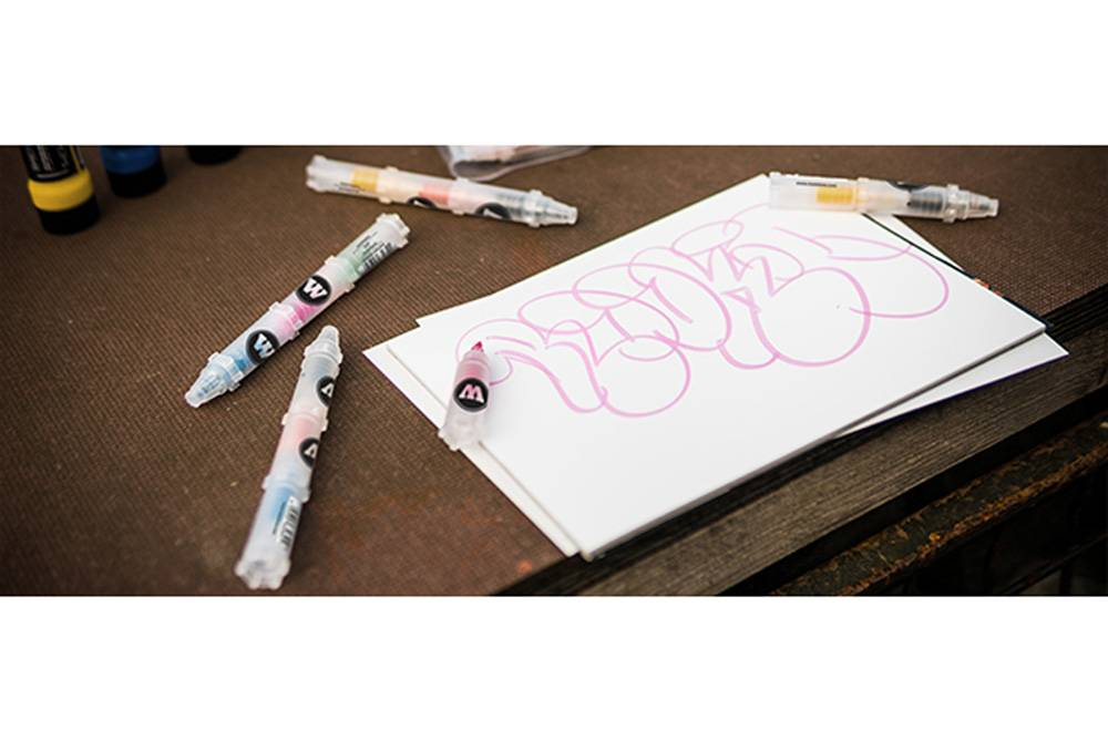 Molotow ROOKIE™ Color Set