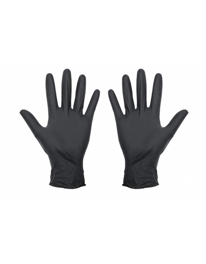 Montana NITRIL GLOVES black