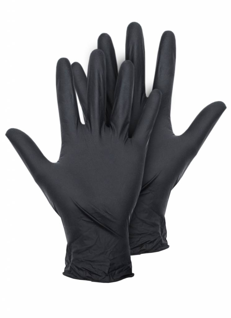 Montana LATEX GLOVES black