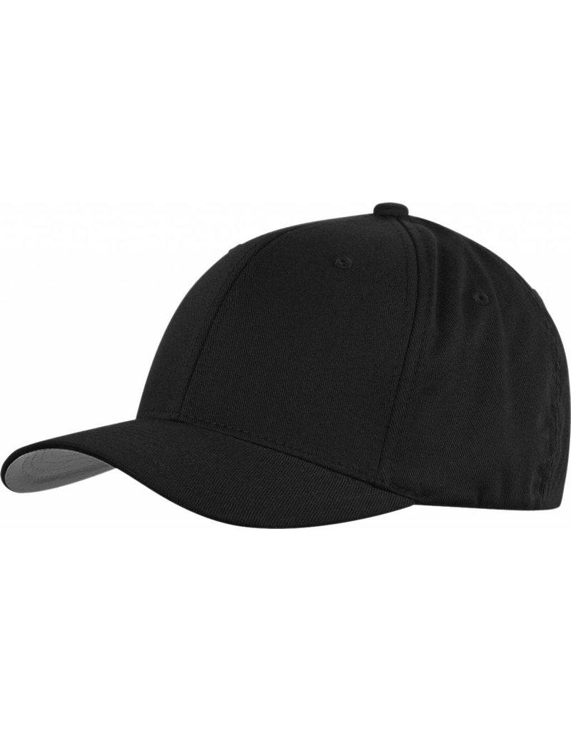 Flexfit WOOLY COMBED 6277 Cap black/grey