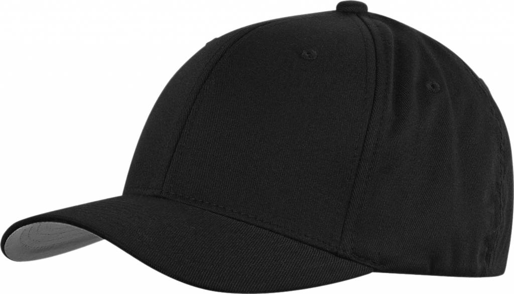 Flexfit WOOLY COMBED 6277 Cap black/grey