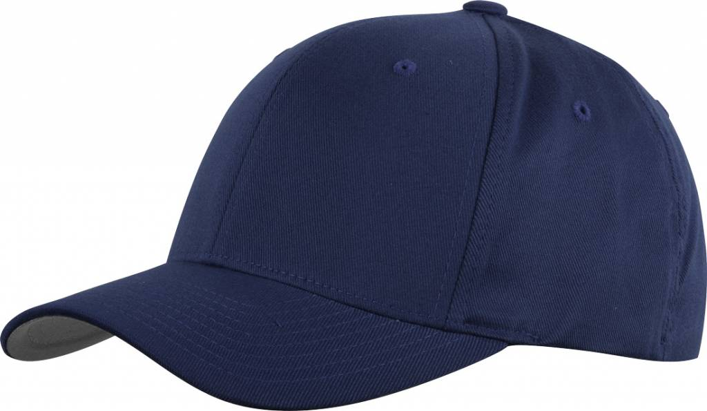 Flexfit WOOLY COMBED 6277 Cap navy/grey