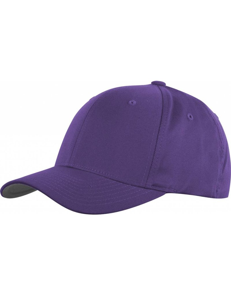 Flexfit WOOLY COMBED 6277 Cap purple/grey