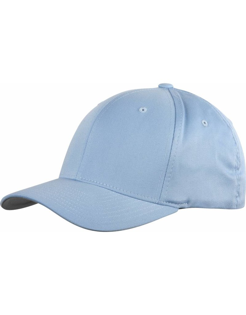 Flexfit WOOLY COMBED 6277 Cap carolina blue/grey