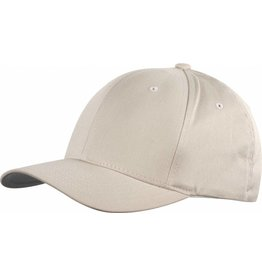 Flexfit WOOLY COMBED 6277 Cap stone/grey