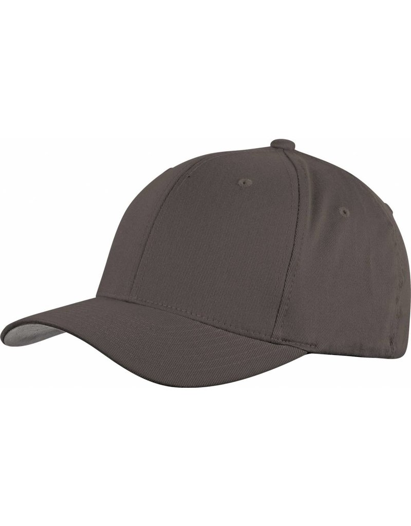 Flexfit WOOLY COMBED 6277 Cap brown/grey