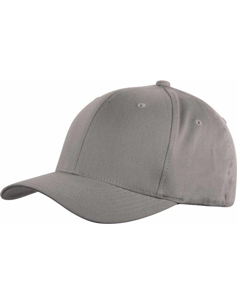 Flexfit WOOLY COMBED 6277 Cap grey/grey