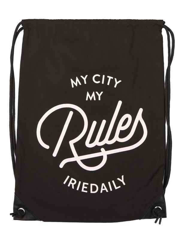 Iriedaily CITY RULES Beutel