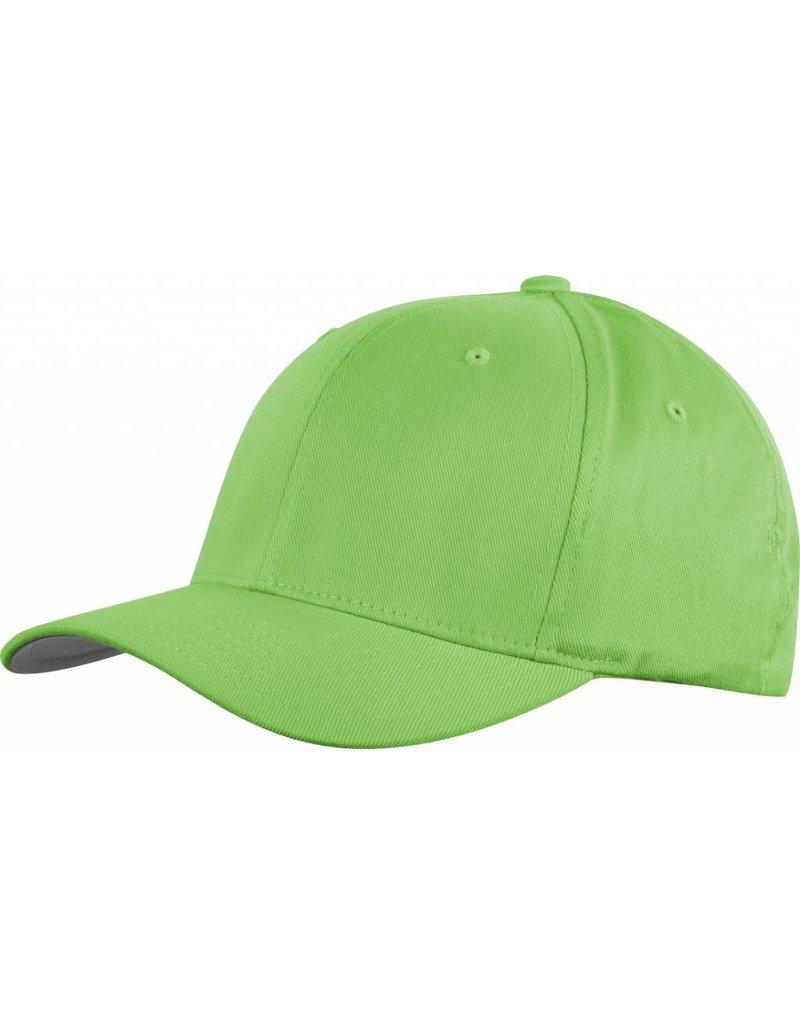 Flexfit WOOLY COMBED 6277 Cap fresh green/grey