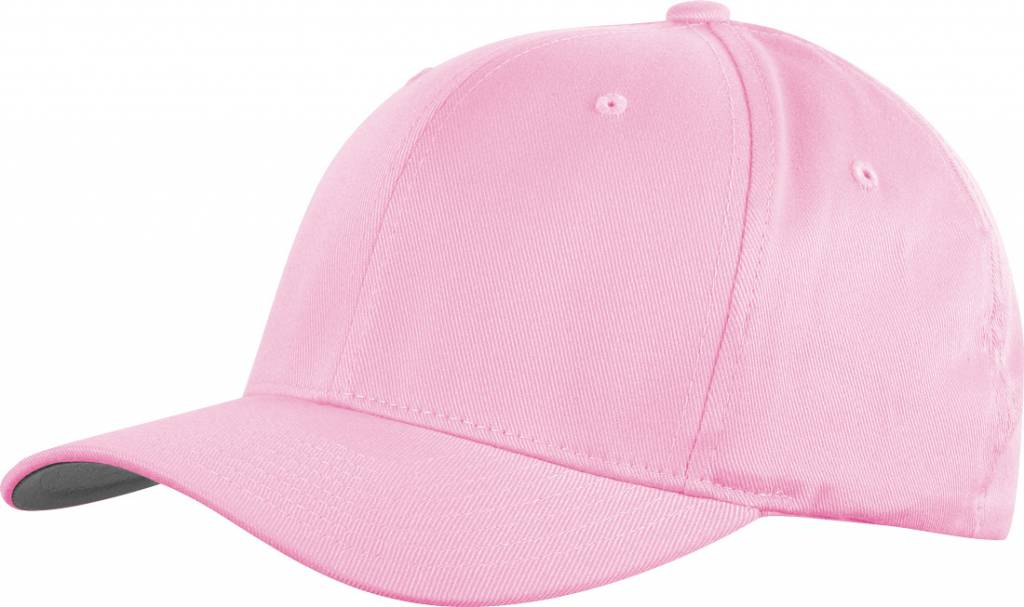 Flexfit WOOLY COMBED 6277 Cap pink/grey