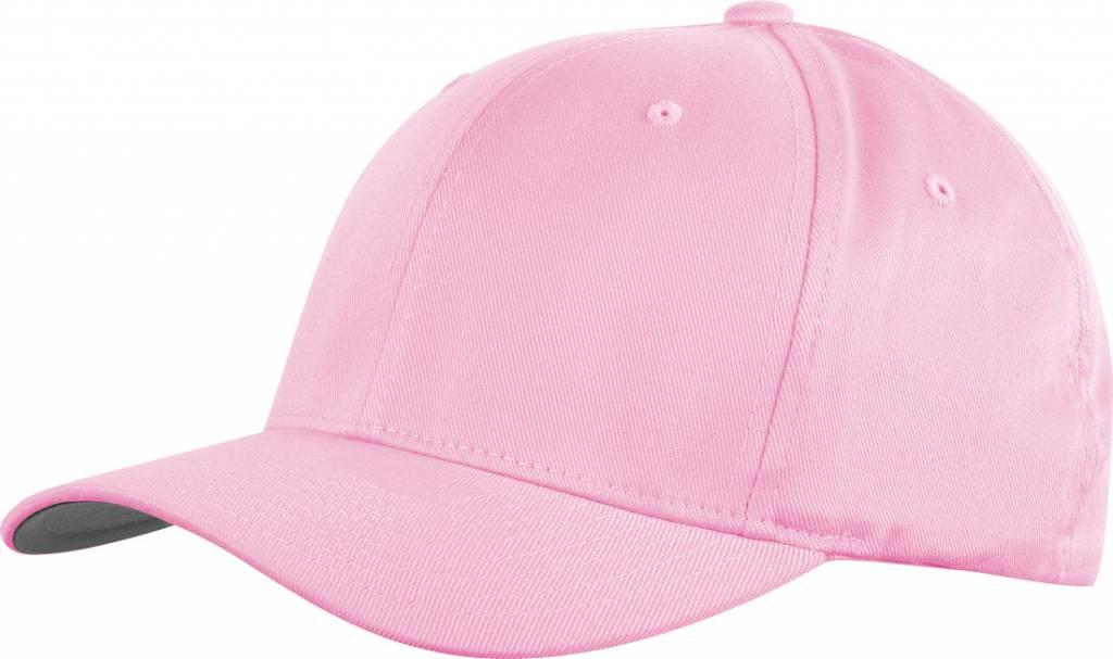 Flexfit WOOLY COMBED 6277 Cap pink/grey