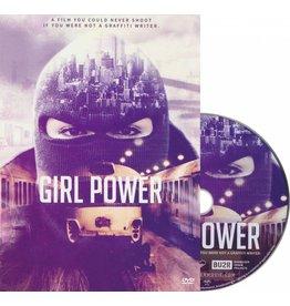 Girl Power Graffiti Doku DVD