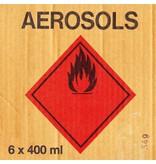 Aerosols Buch - Ein Buch über die Geschichte der Sprühdose.