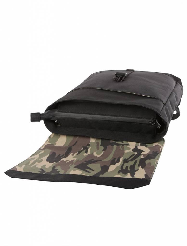Iriedaily CITY ZEN Backpack black