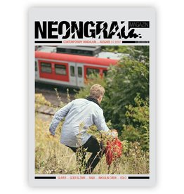 Neongrau #5 Graffiti Magazin
