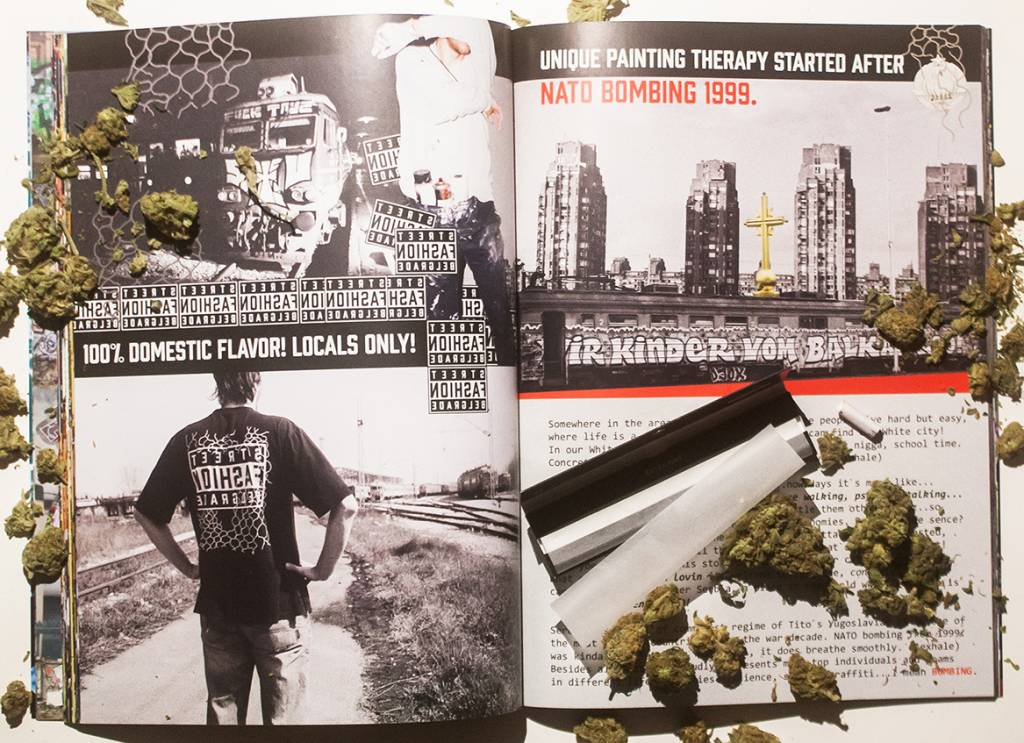 Ghetto Fever Graffiti Magazine Vol.2