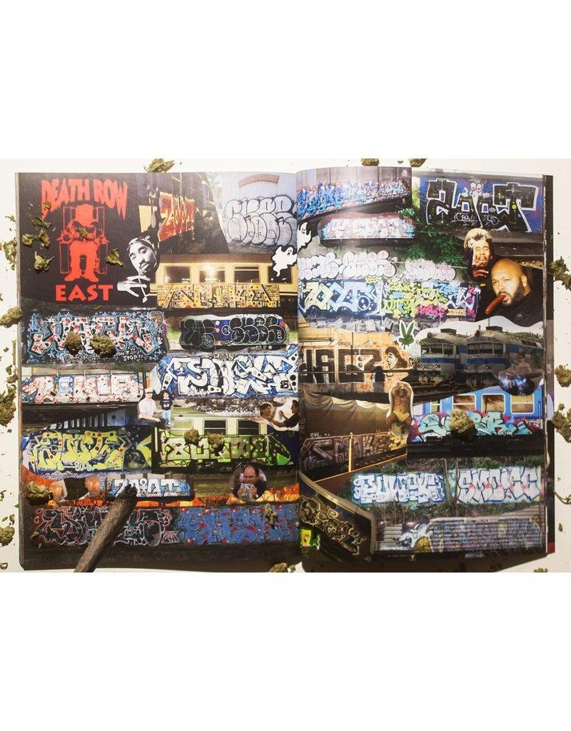Ghetto Fever Graffiti Magazine Vol.1&2