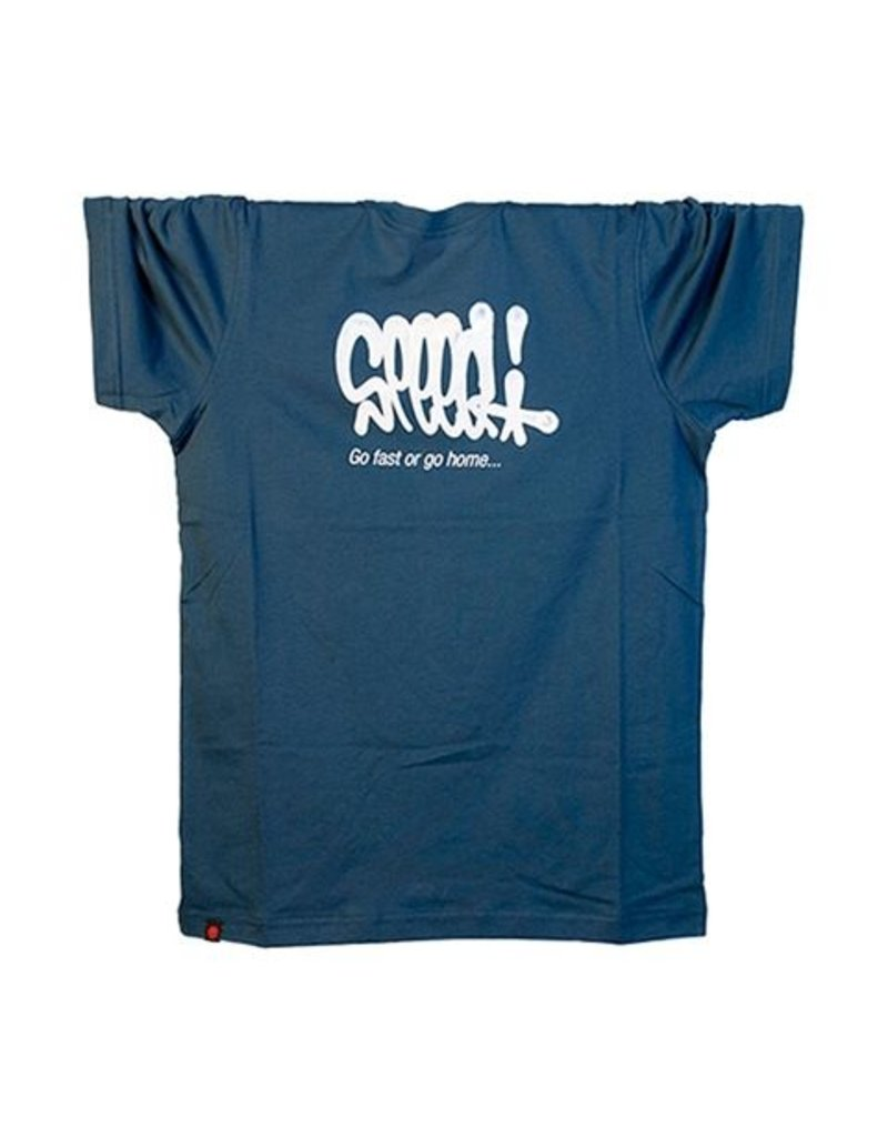 MTN Colors T-Shirt Boy Blue Speed