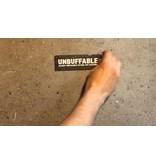 Unbuffable Sticker S