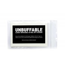 Unbuffable Sticker S