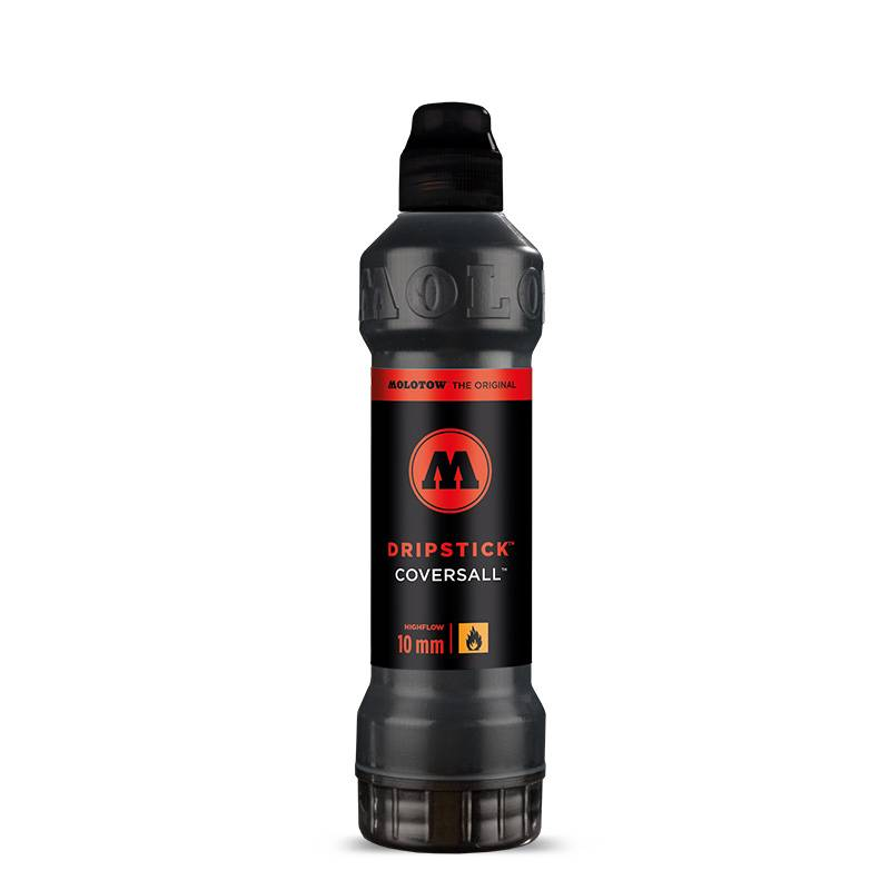 Molotow DRIPSTICK 860DS 10mm CoversAll Black